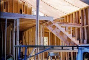 Interior Walls & Staircase