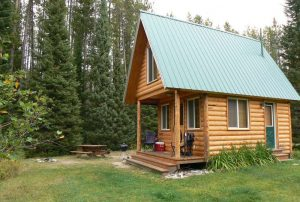 The Little Bear Cabin