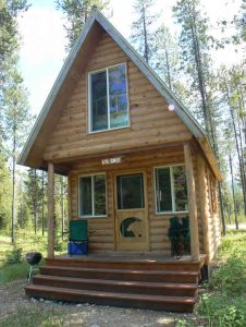 The Little Griz Cabin