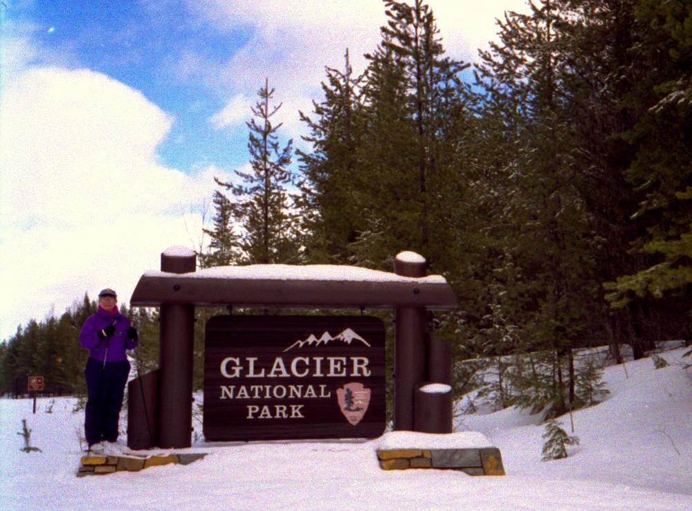 Glacier-National-Park-Camas-Creek-Entrance