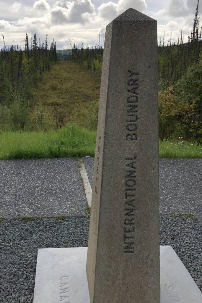 Alaska-Yukon-Border