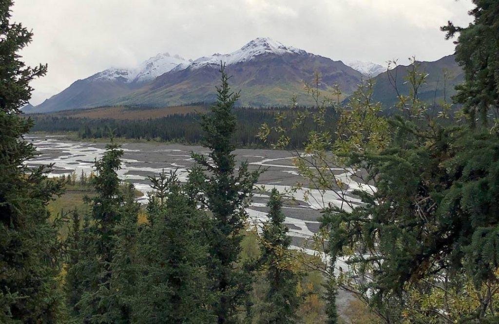 Braided-Glacier-River