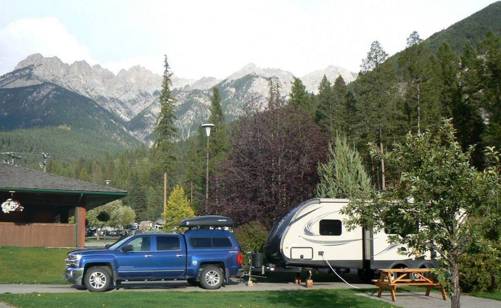 Camping-at-Fairmont-Hot-Springs