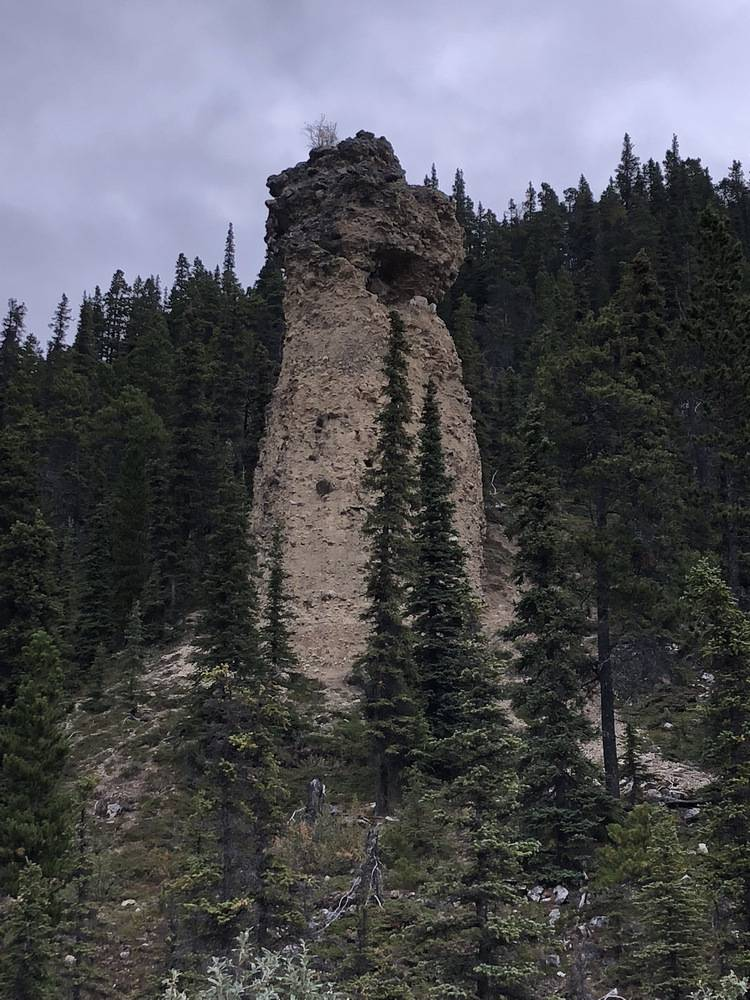 Erosion-Pillars