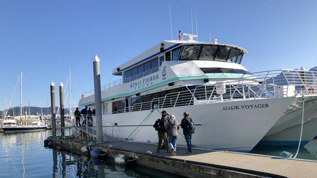 Kenai-Fjords-Tour-Boat