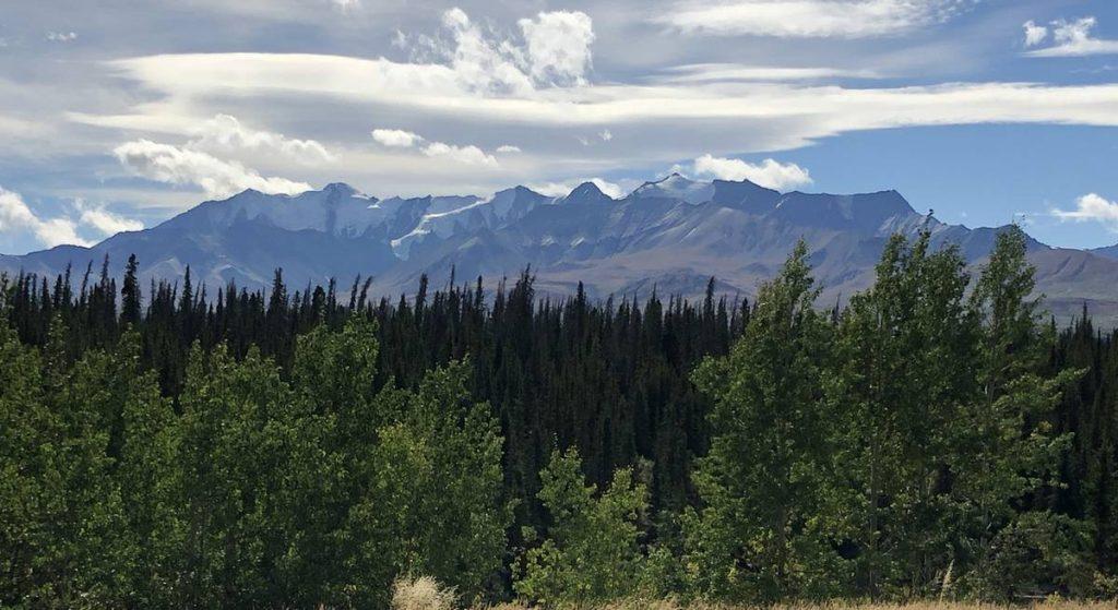 Kluane-Mountains