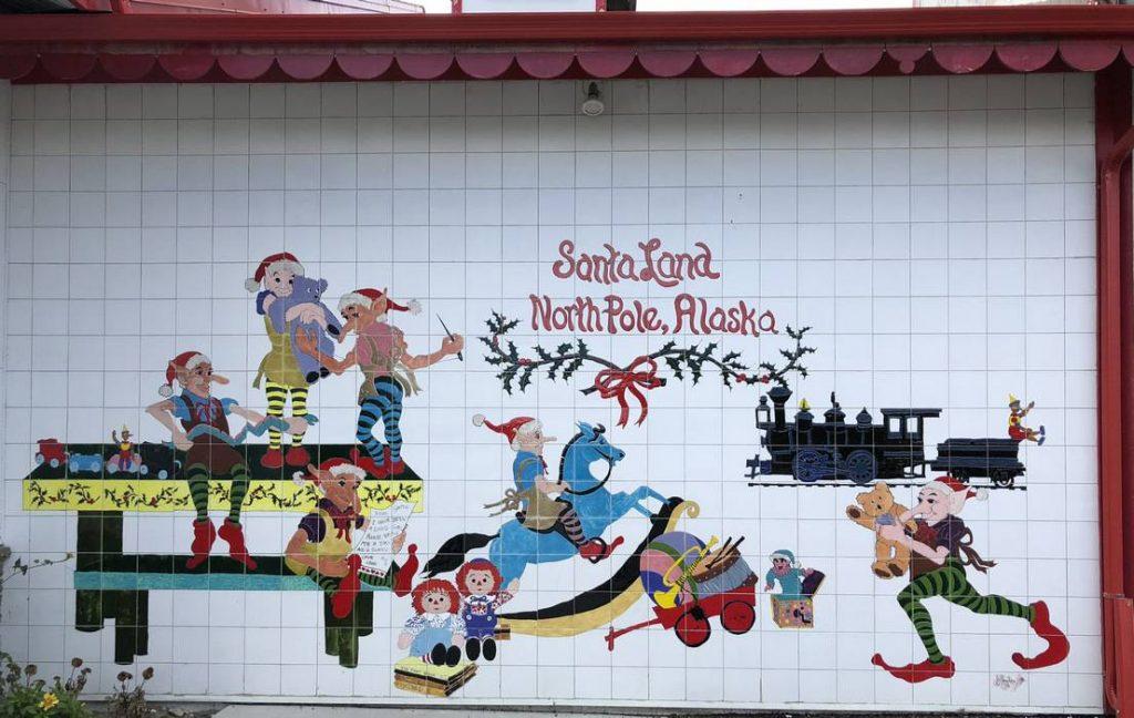 Santas-House