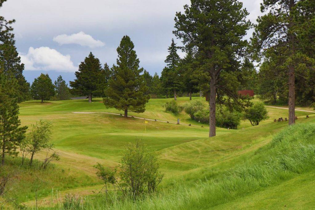 Golf Courses In Montana Part 2 Smoky Bear Ranch