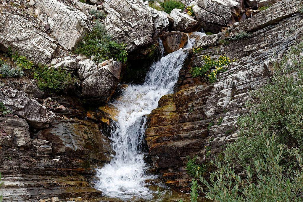 Apikuni-Falls