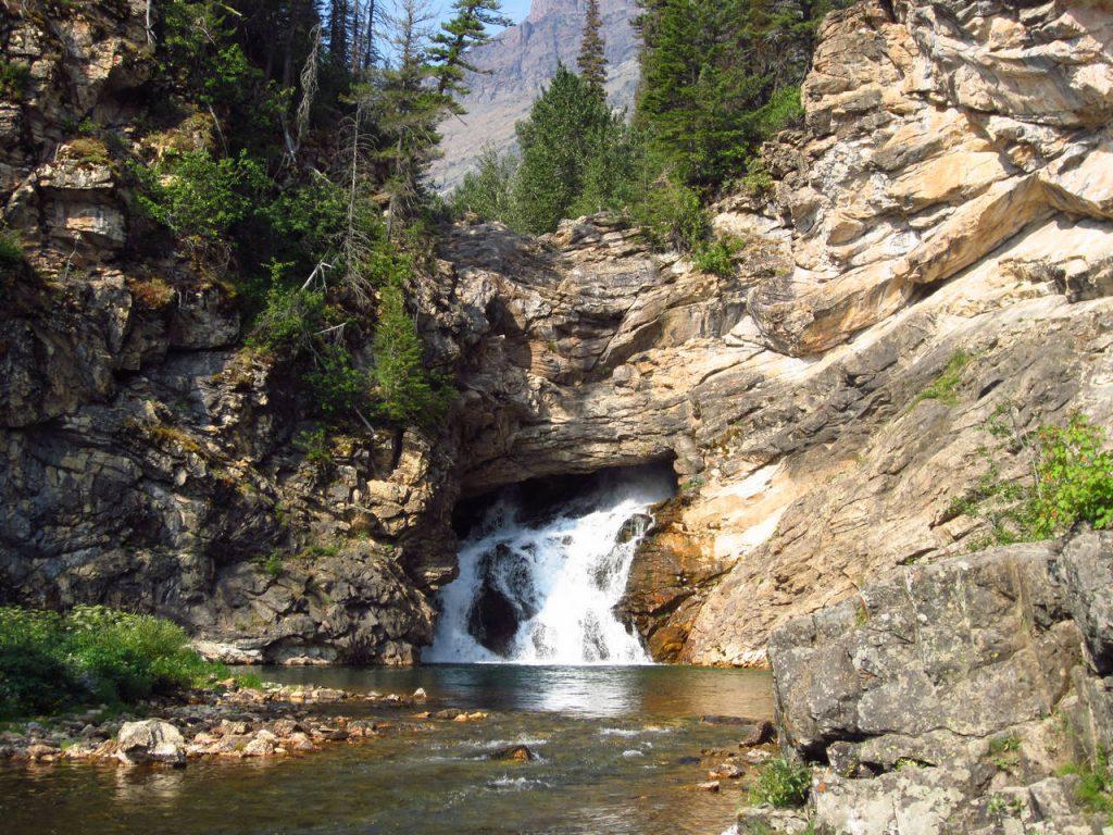 Running-Eagle-Falls