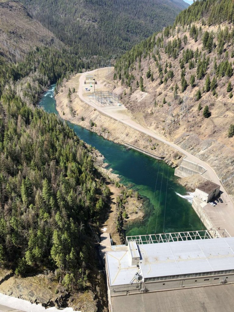 South-Fork-River-Hungry-Horse-Dam