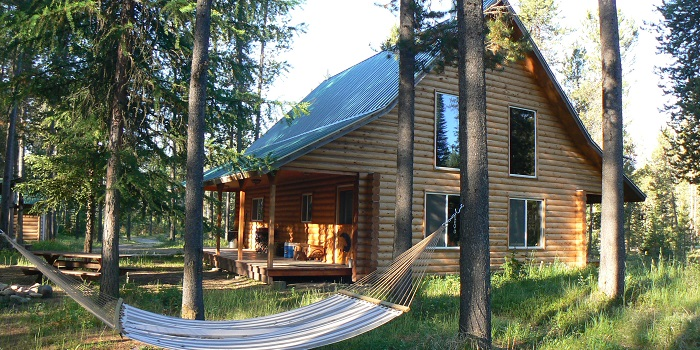 Cabins (Grizzly Cabin)