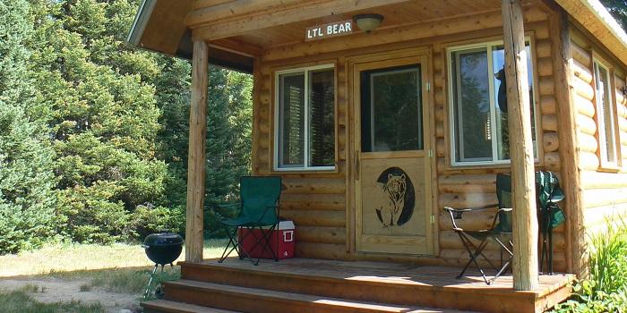 Cabins (Little Bear)