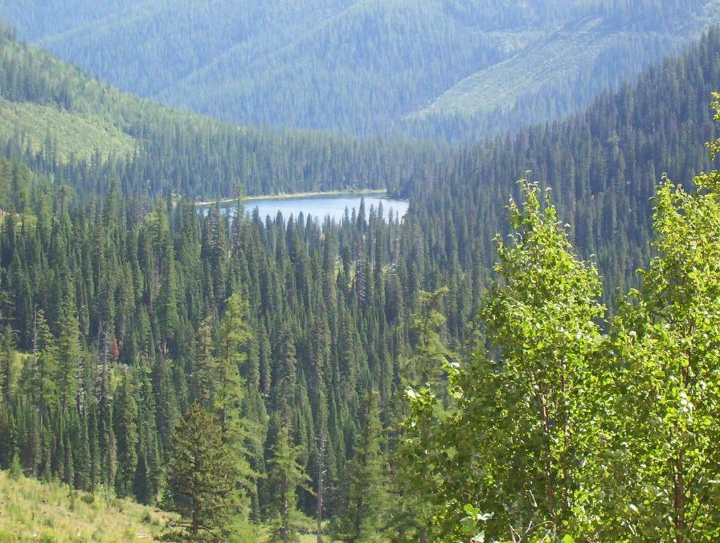 Hankerchief-Lake