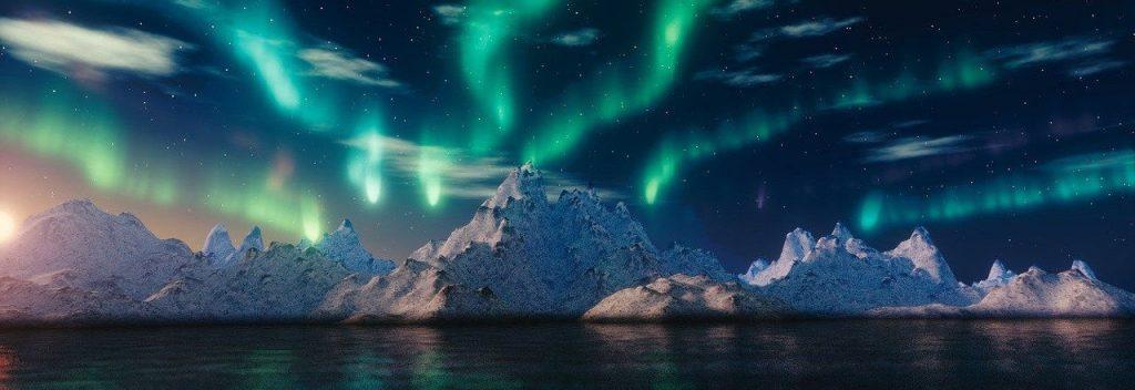 Northern Lights (Glacier National Park)